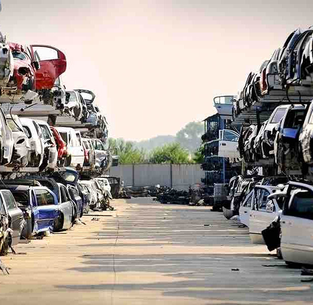 Why Scrap Your Car In The North East With VRS Auto